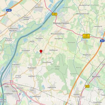 Anfahrt Rheinau Linx
