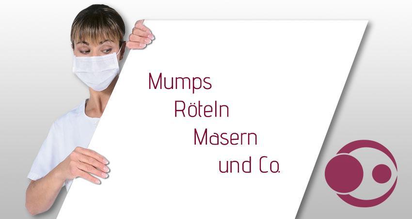 Masern, Mumps, Röteln und Co.