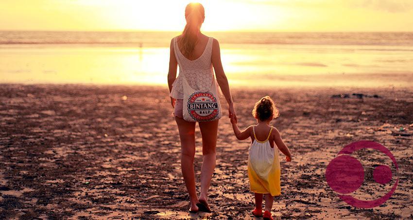 Gefährliche UV-Strahlung für Babys Haut